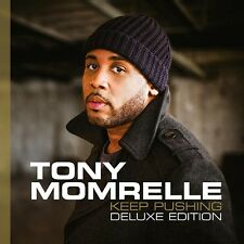 TONY MOMRELLE - KEEP PUSHING-DELUXE EDITION   CD NEU