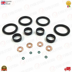 ford kit injecteur joint d 39 etanchiete adapte a ford fiesta 1 4 tdci 01 on ebay. Black Bedroom Furniture Sets. Home Design Ideas