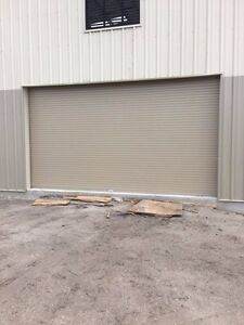 Image Is Loading Insulated Roll Up Overhead Garage Door 12 Feet