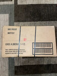 MRE case A inspection 07/21