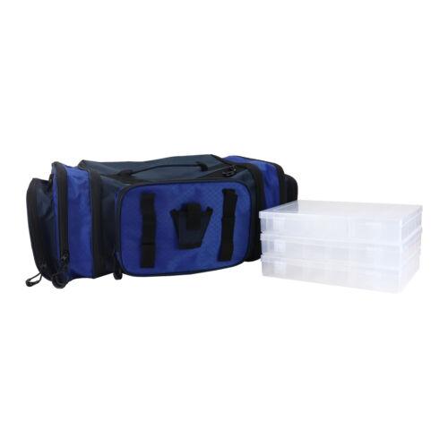 Details about  /Osage River Elite Ripstop Tackle /& Gear BagPremium Large Soft Sided Shoulder