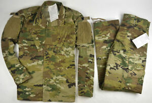 Details about New US Army - Air Force OCP Uniform Coat and Trouser Medium  Regular