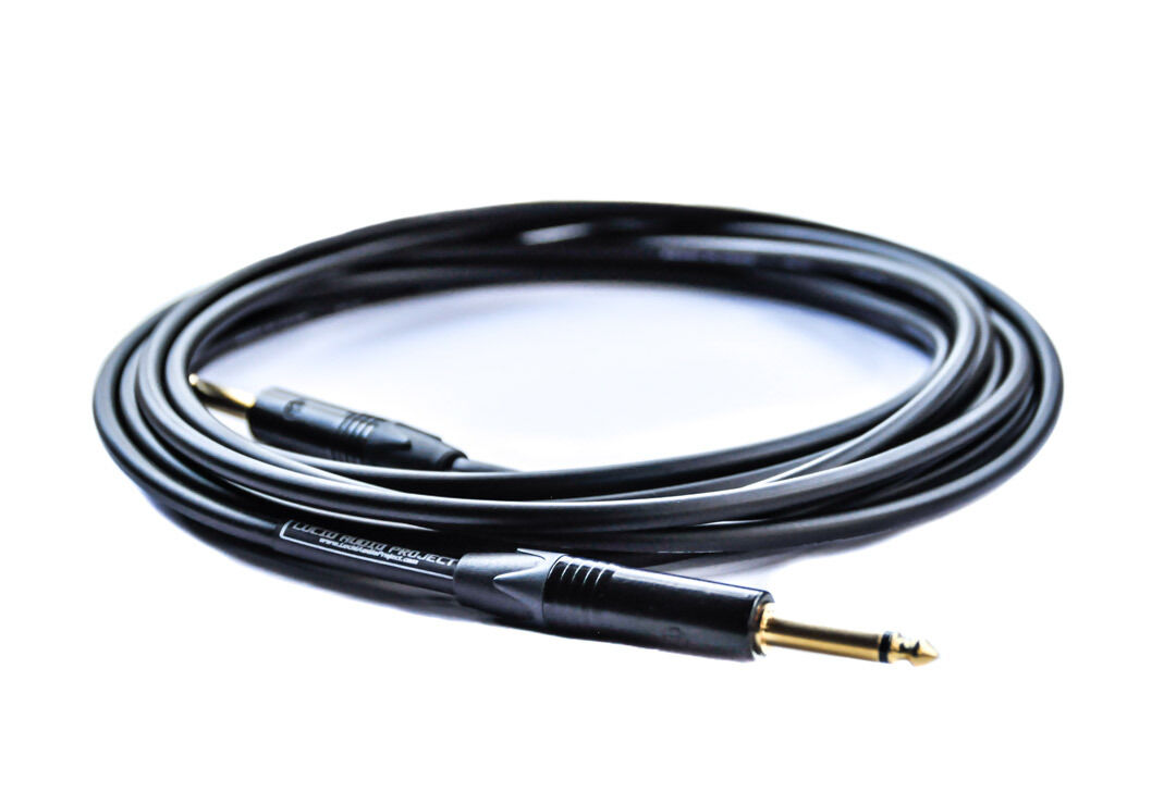 10ft Premium Guitar Cable for Instruments Handmade in the USA LiFeLINE Series