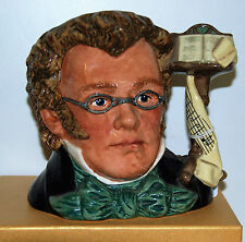 LARGE ROYAL DOULTON CHARACTER JUG SCHUBERT D7056  ***EXCELLANT CONDITION**