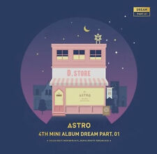 "ASTRO - Dream Part 01 4th Mini Album ""NIGHT VER"" - CD+Photobook+PhotoCard"