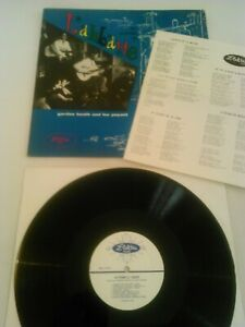 GORDON HEATH & LEE PAYANT - AN EVENING AT L'ABBAYE LP + INSERT!!! U.S ELEKTRA
