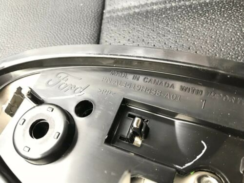 OEM Ford Genuine AL3Z-19H511-A Rear Camera Emblem Housing Bezel NEW