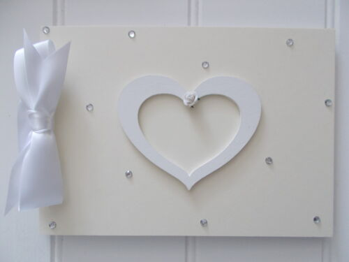 PERSONALISED NAMING DAY GUEST BOOK OR MEMORY BOOK QUICK POSTING A5 OR A4
