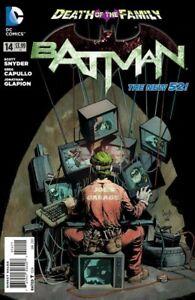 BATMAN-14-DOTF-DC-NEW-52-NEAR-MINT