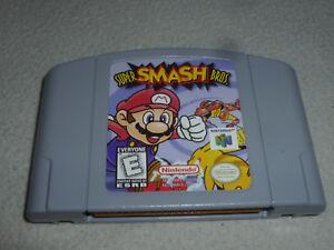 Smash Bros 64 Pikachu
