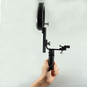 Pro L Bracket Adapter Flash Speedlite Holder for Bowens Mount Studio Softbox HOT