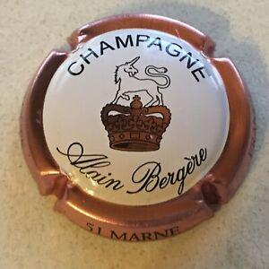 Capsule de champagne Bergere A N°7