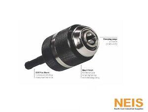 SDS Adapter Keyless Chuck Converter Twist Drill Thread Quick Release 13MM Driver