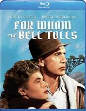 for Whom The Bell Tolls Blu Ray Gary Cooper Ingrid Bergman