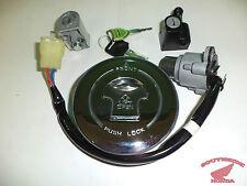 GENUINE HONDA LOCK SET  IGNITION SWITCH GAS CAP  VTX1800