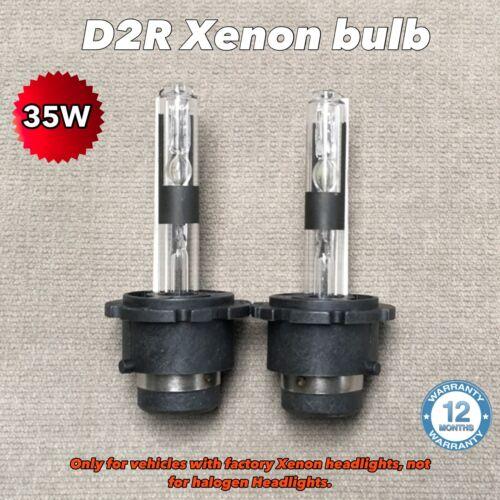D2R 6000K 35W DAIMOND WHITE XENON HID LIGHT BULBS 96-02 FOR E55 W124 E500 E320
