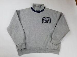 ab666dae5 Dallas Cowboys Sweatshirt SIZE ADULT XL Vintage Turtle Neck Majestic ...