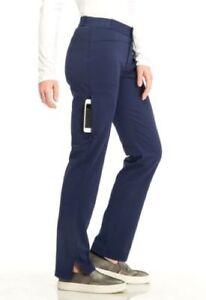 a059129d57d Sapphire Scrubs Low Rise Zip Fly Slim Scrub Pants SA101A NAYS Size ...