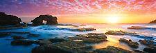 Bridgewater Bay Sunset: Mark Gray Australia Panorama Jigsaw Puzzle 1000 pc 59289