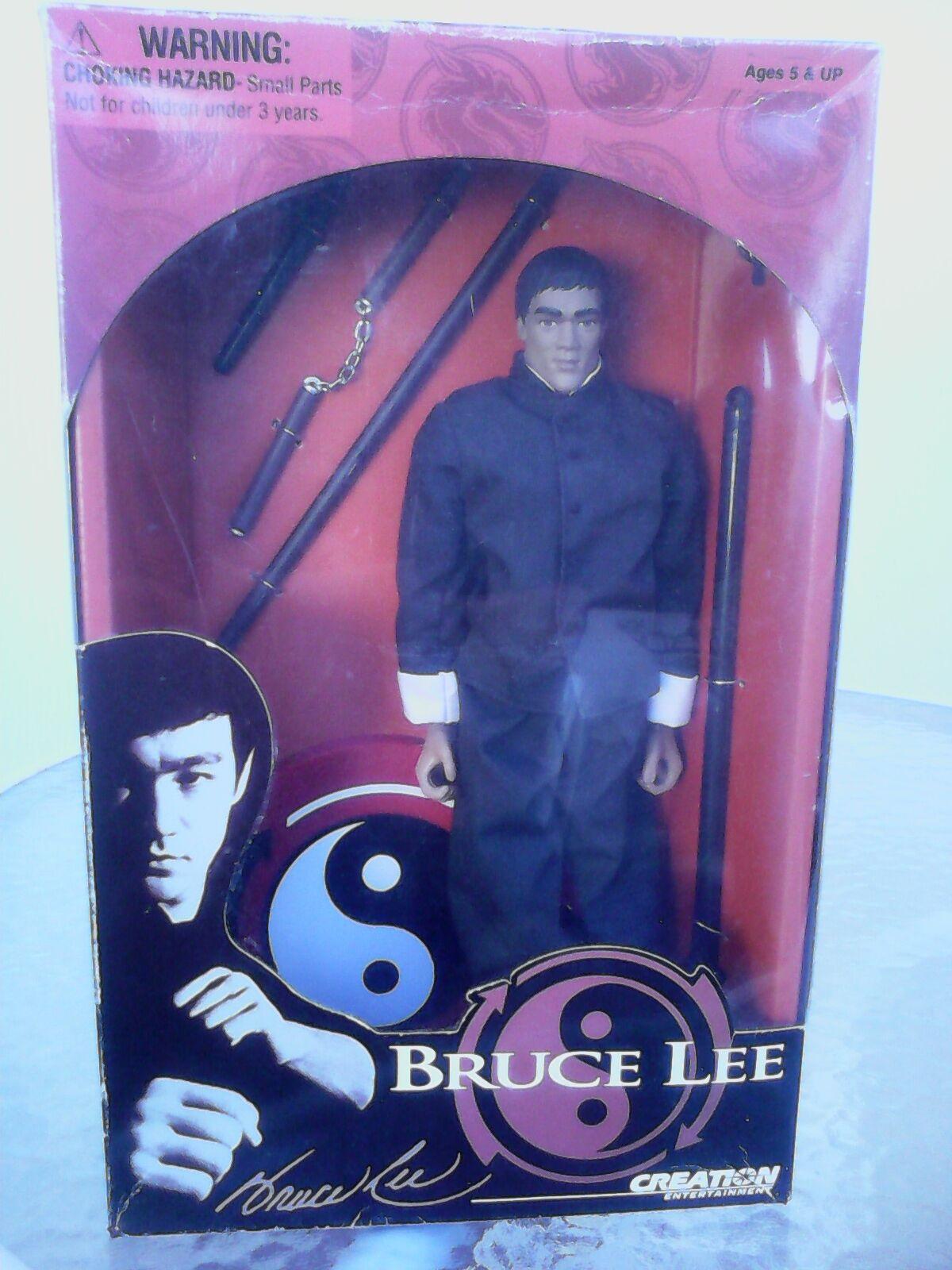 BELLISSIMA azione cifraS   ''  BRUCE LEE ''  CREATION ENTERTAINessiT 1999