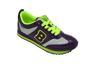 Buffalo 5451-161 Patent Nylon [Size 37/ 38/ 39/ 40/ 41] 146540 Sneaker NEW
