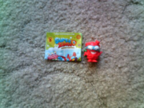SuperZings Rival of Kaboom Series 3 Figure Complete your Collection