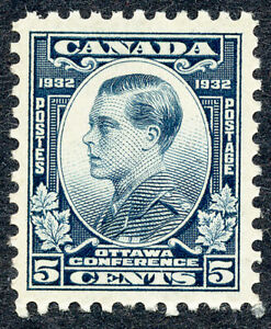 Prince-of-Wales-Ottawa-Conference-5c-1932-Scott-193-VF-MNH