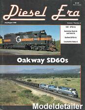 Diesel Era V7 N4 Australia Dash 8 Dash 9 CSX GP38-2 Oakway SD60 Delaware D&H GP