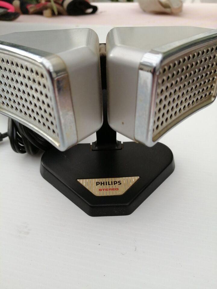 mikrofon, philips stereo