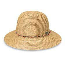 cd6b2cadfa9 Wallaroo Hat Company Women s Morgan With UPF 50 Rating - Natural ...