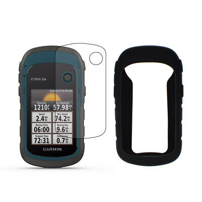 Silicone Protect Case Skin Cover Protector for Garmin eTrex 10 20 30 10x 20x