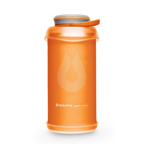 Hydrapak Stash Flexible Bottles Mojave-Orange