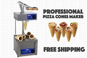 Professional-Small-Business-Commercial-Pizza-Cone-Forming-Making-Maker-Machine