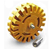 Whizzy Wheel Car Decals Removal Tool Sticker Vinyl Pinstripe Eraser Auto Repair