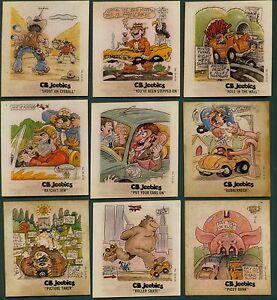 1977 sunbeam bread cb jeebies iron on transfers wo