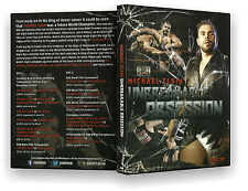 Official Ring of Honor ROH - Michael Elgin: Unbreakable Obsession DVD 2 Disc Set