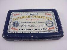 Antique German BULLRICH TABLETTEN Salz Cologne Medical Empty Tin Box