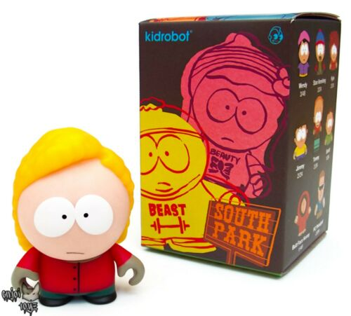"Bebe South Park Mini Series 2 by Kidrobot 3/"" Vinyl Figure"