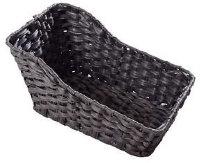 VINTAGE STYLEsmall//medium//large-Wicker Basket For Bike Bicycle With Carry Handle