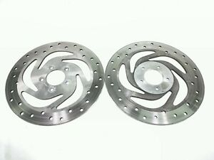 Details about 10 Harley Davidson XR1200 Sportster Front Wheel Disc Brake  Rotors 41821-08