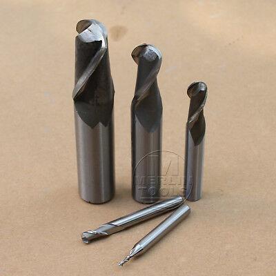 HSS Endmills 2Flute Endmill Cutting Dia 25mm Shank Dia 20mm Length 121mm EndMill