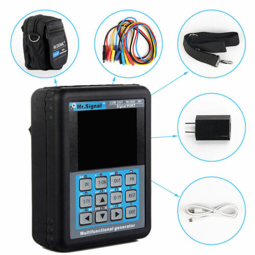 Mr.signal 2.0 4~20mA//0~10V Current Signal Generator Source Transmitter PLC