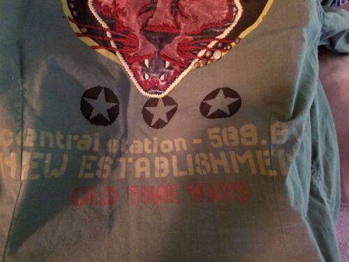 Bejeweled parches Tamaño Shirt Hombres por doce símbolos Biker Luxury W med ZB14xCwqS