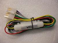 Dual Original Wire Harness 12 Pin Xd1228,xd1215,xd1225,xd6150,xdma5280,xd5220