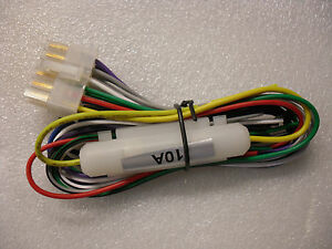 dual original wire harness 12 pin xdm280bt xdm16bt image is loading dual original wire harness 12 pin xdm280bt xdm16bt