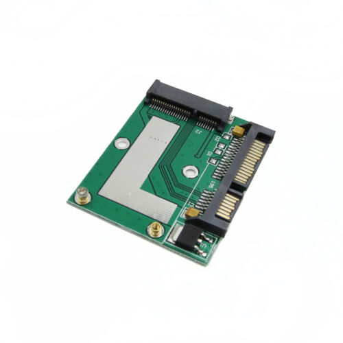 Hight Quality mSATA SSD To 2.5Inch SATA 6.0 Gps Adapter Converter Card