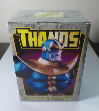 "Thanos Marvel Mini Bust Statue - Limited Edition by Bowen Design - 6"" Tall - NIB"