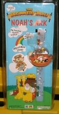 NOAH'S ARK THE BEGINNERS BIBLE WATCH - COLLECTIBLE BNIP 1994 DAY U PAY IT SHIPS