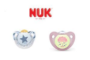 Nuk-Pacifiers