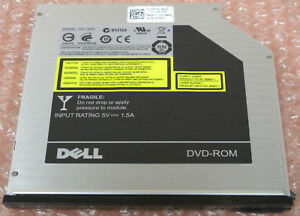 Dell Latitude D830 TEAC DV-28E-V Slim 8X DVDROM Windows 7